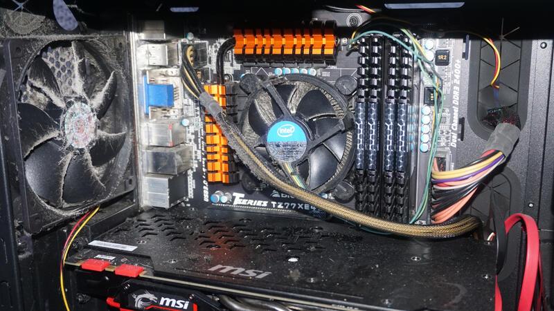 Как почистить компьютер от пыли