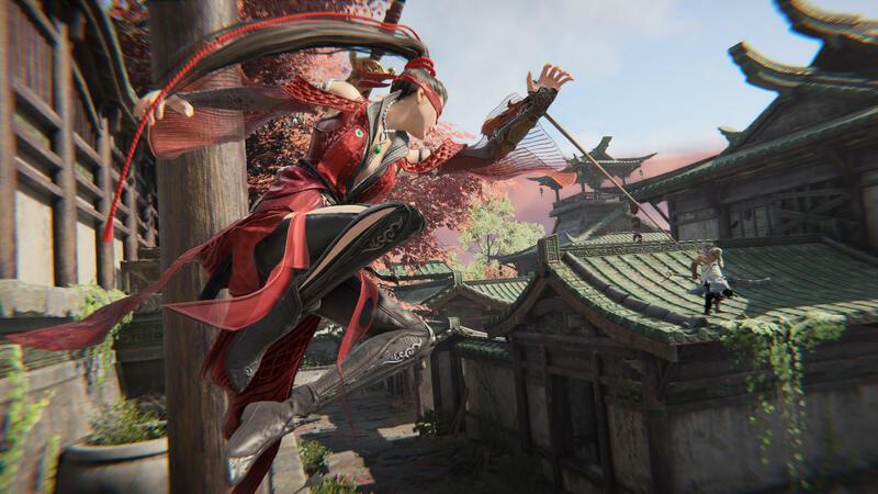 NARAKA: BLADEPOINT будет первой игрой на платформе Unity, поддерживающей DLSS
