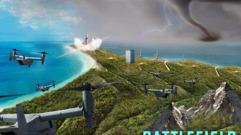 Новая утечка Battlefield 6 раскрывает информацию о трейлере, карту на 128 игроков и другое
