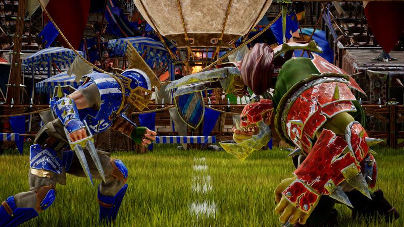 Новый игровой трейлер Blood Bowl 3 посвящен команде Black Orcs