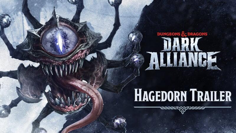 Новый трейлер Dungeons & Dragons: Dark Alliance показывает битву с боссом