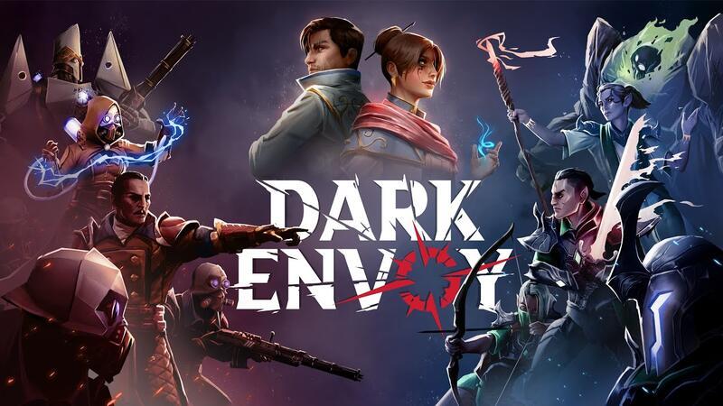 Сюжетный трейлер научно-фантастической ролевой игры Dark Envoy