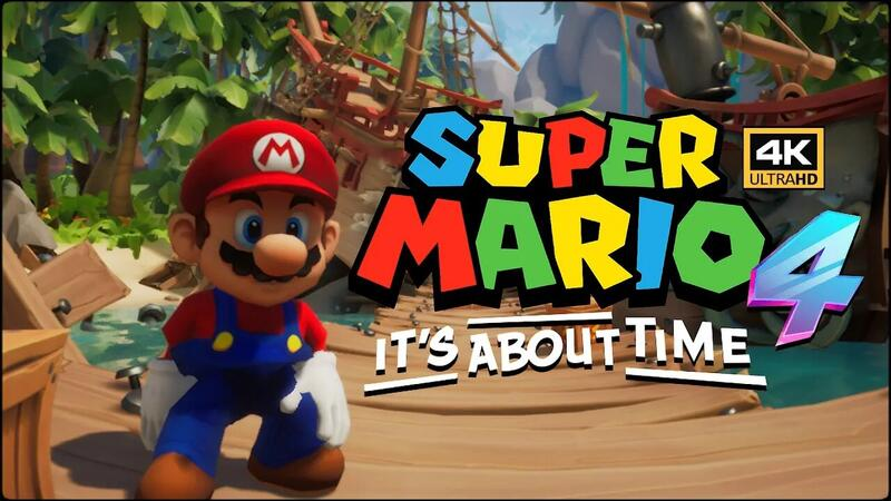 Теперь вы можете играть за Марио в Crash Bandicoot 4 благодаря этому моду