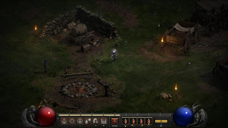 Техническое альфа-тестирование Diablo 2 Resurrected начинается 8 апреля