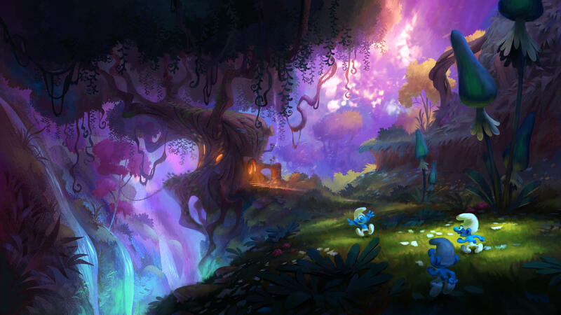 The Smurfs – Mission Vileaf выйдет на ПК в конце 2021 года