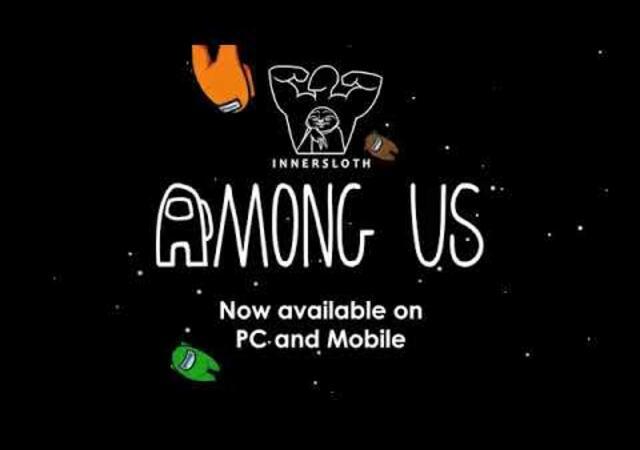 Among Us доступна бесплатно в Epic Games Store