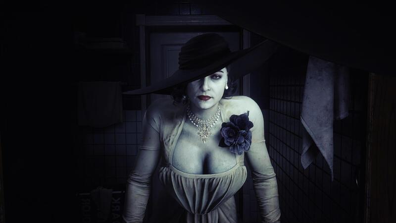 Новый мод позволяет играть за леди Димитреску в Resident Evil 3 Remake