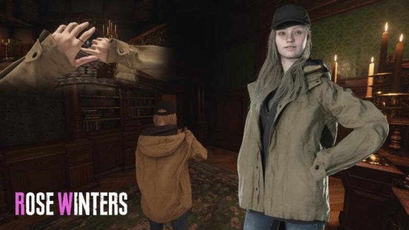 Мод Rose Winters для Resident Evil Village придает игре вкус следующей части Resident Evil 9