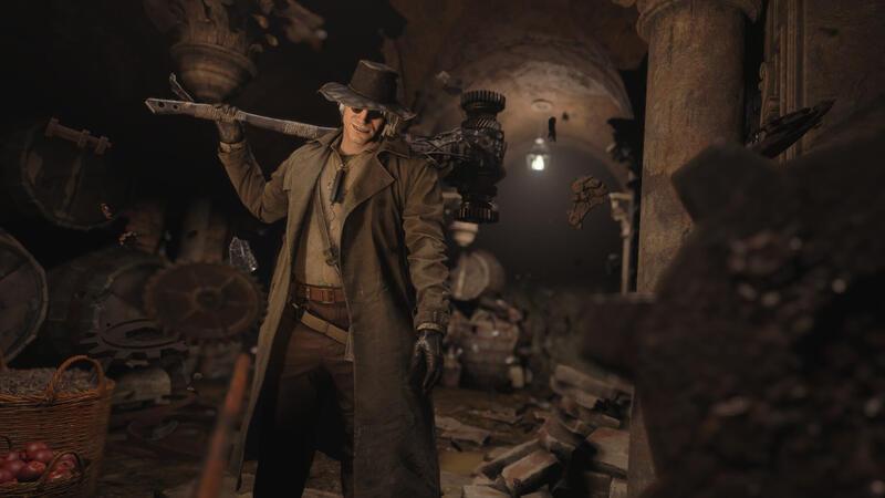 Моды для Resident Evil Village добавляют Данте из DMC5 и медсестер Silent Hill