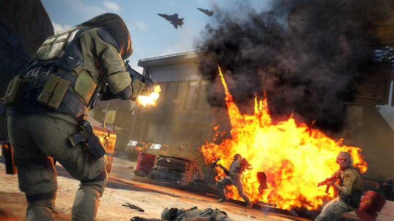 Первое DLC для Sniper Ghost Warrior Contracts 2 будет бесплатным