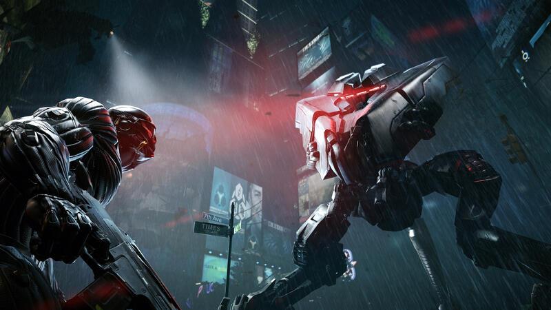 Первый скриншот из Crysis 2 Remastered