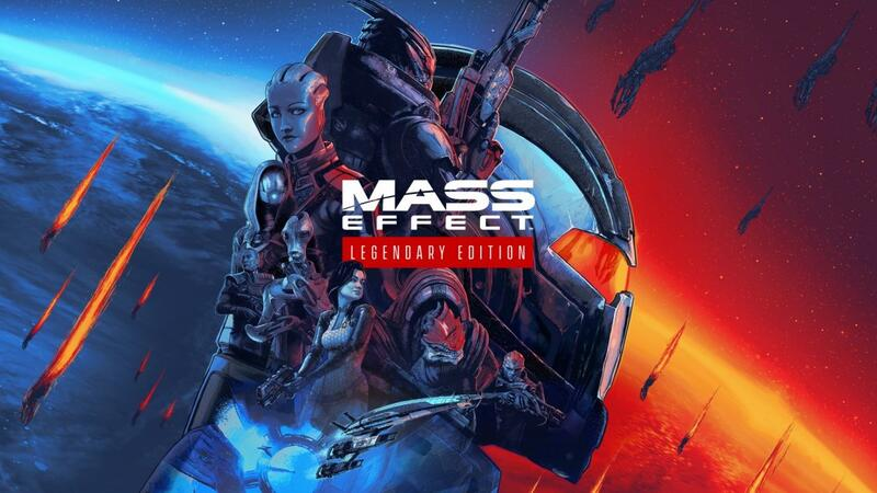 Обновление Day-1 для Mass Effect Legendary Edition