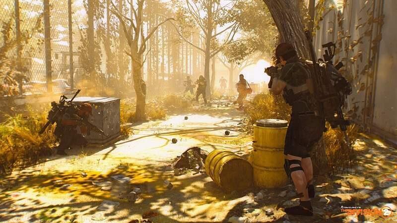 В сеть просочились первые кадры игрового процесса The Division Heartland