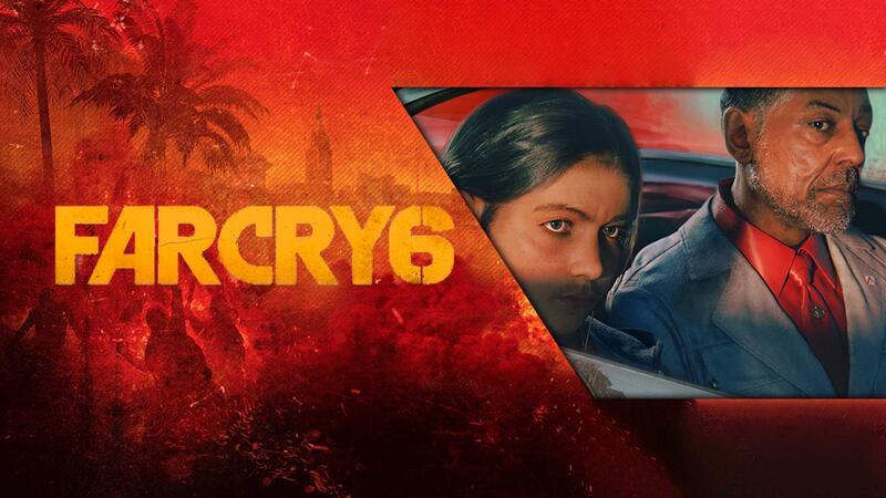 В сети появилось видео геймплея Far Cry 6