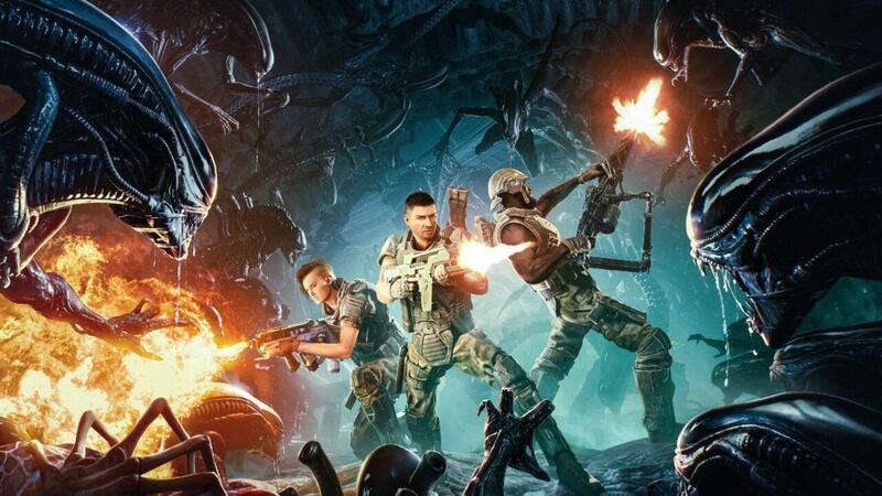 Aliens: Fireteam выйдет этим летом