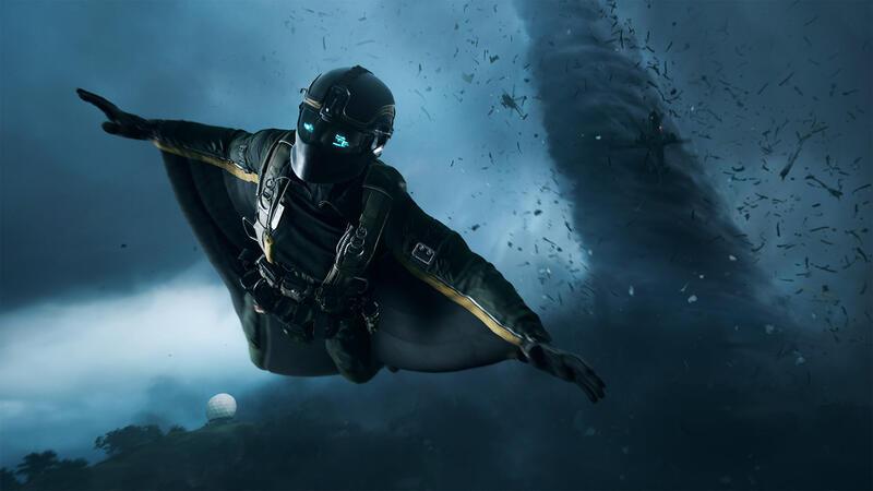 Battlefield 2042 выходит 22 октября