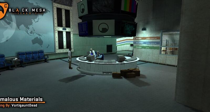 Демейк ремейка оригинальной Half-Life: скриншоты