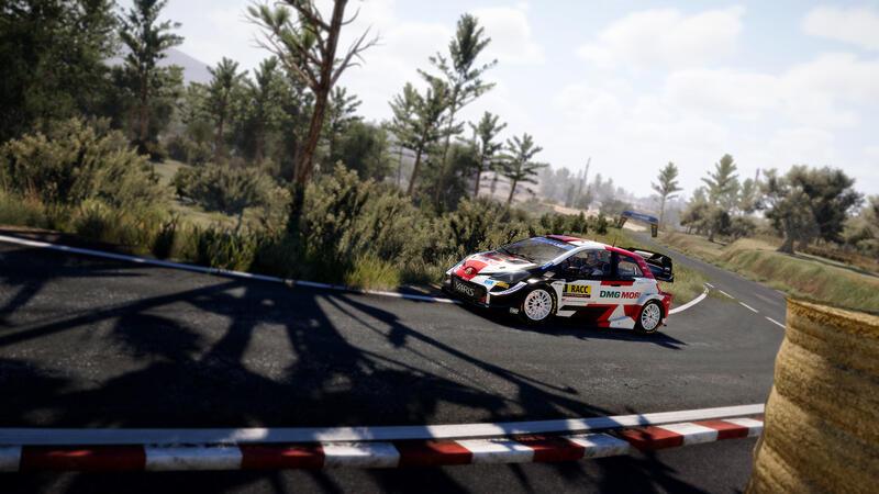 Демоверсия WRC 10 будет доступна на ПК до 22 сентября