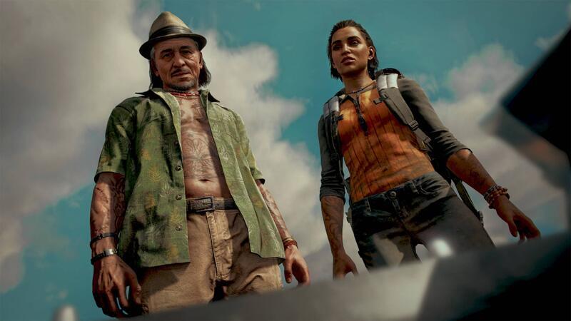 Far Cry 6 при определенных сценариях будет иметь режим от третьего лица