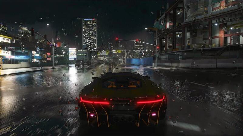 Grand Theft Auto 5 в разрешении 8K с Ray Tracing Reshade и модами