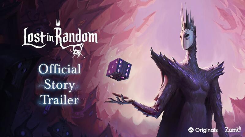 Lost in Random - новое приключение в готической сказке