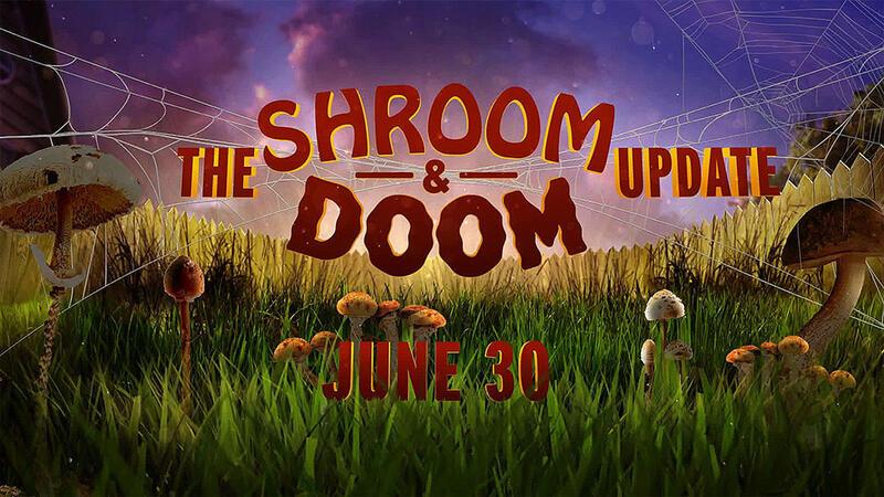 Обновление Shroom & Doom для Grounded выйдет 30 июня