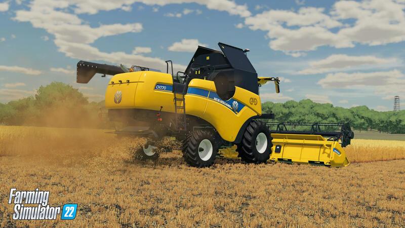 Объявлены дата выхода и системные требования Farming Simulator 22