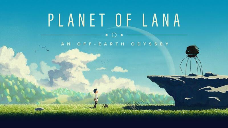 Planet of Lana - кинематографическая приключенческая головоломка, которая выйдет на ПК в 2022 году