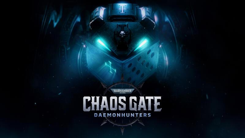 Пошаговая тактическая ролевая игра Warhammer 40000: Chaos Gate - Daemonhunters выйдет на ПК в 2022 году