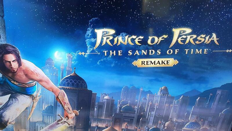 Ремейк Prince of Persia намечен на 2022 год