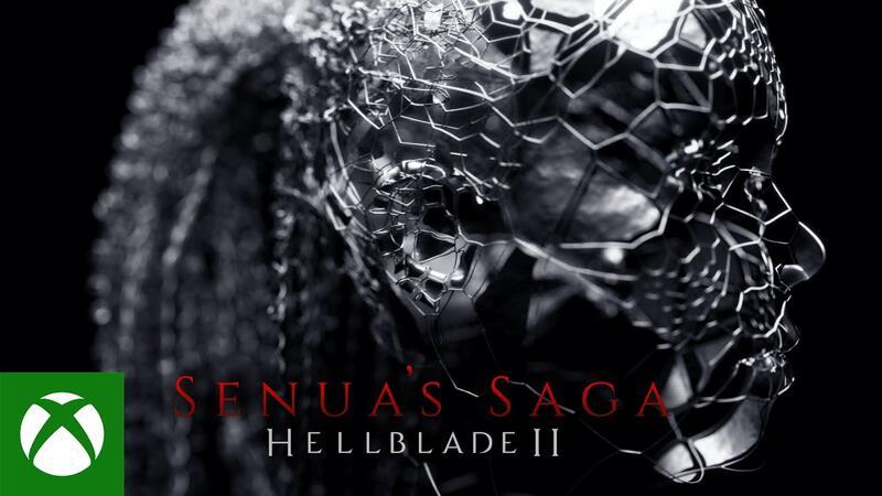 Senua's Saga: Hellblade II получила новый трейлер сделанный на движке игры