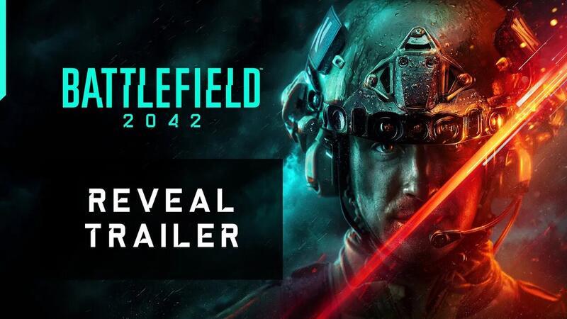 Трейлер Battlefield 2042