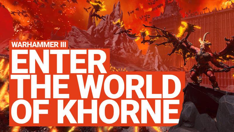 Вышел новый трейлер Total War: WARHAMMER III сделанный на движке игры