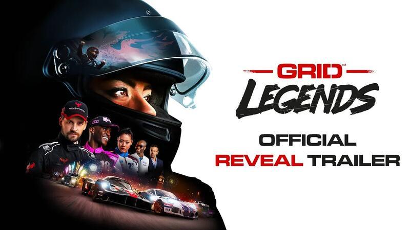 EA и Codemasters анонсировали GRID Legends, которая выйдет в следующем году