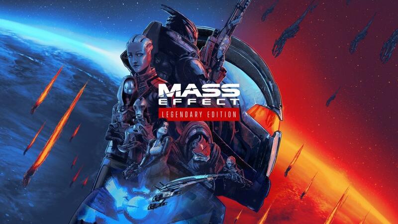 Лучший графический мод для Mass Effect Trilogy стал совместим с Legendary Edition