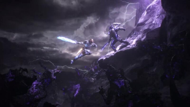 Новое видео игрового процесса ELEX II