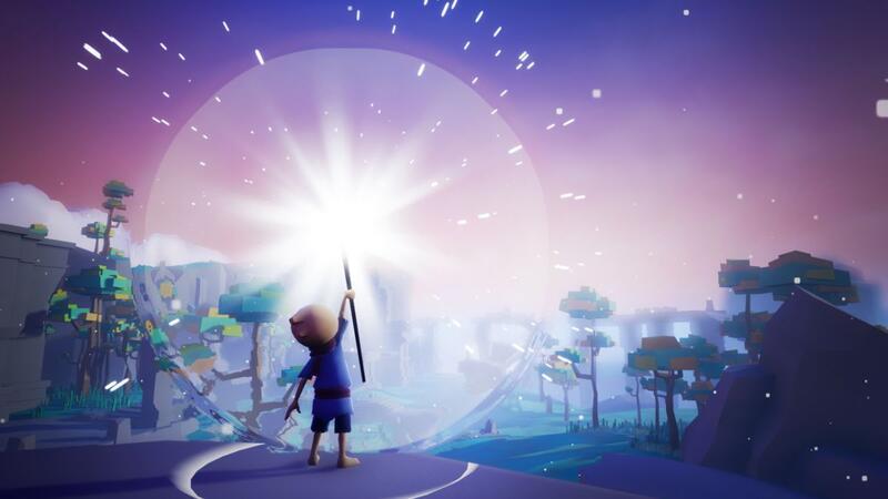 Одиночная приключенческая игра Omno выйдет 29 июля