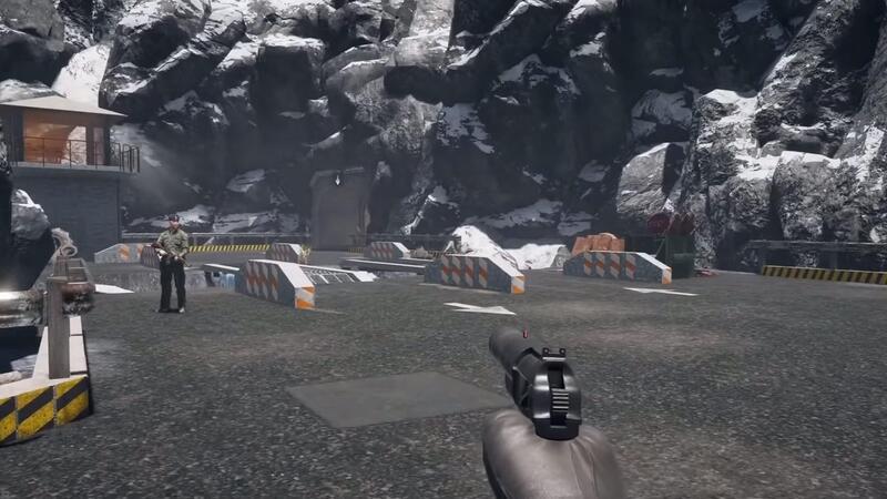Ремейк Goldeneye 64 в виде мода Far Cry 5 снова доступен под другим названием