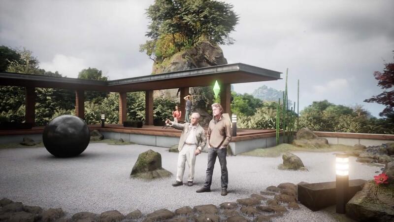 Вот как может выглядеть The Sims 5 в Unreal Engine 5 с трассировкой лучей