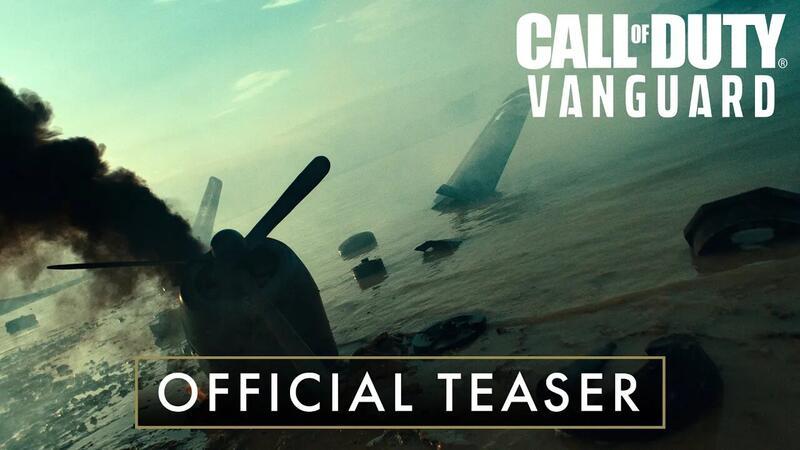 Официальный тизер-трейлер Call of Duty: Vanguard