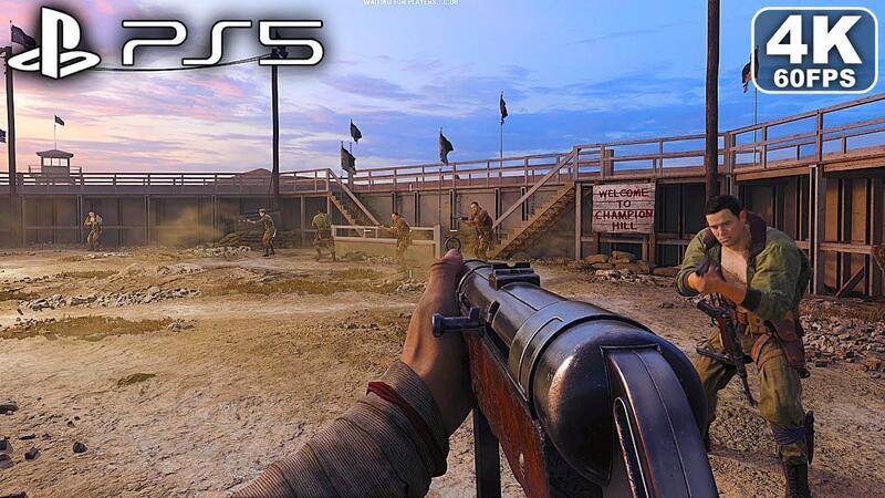 Свежие видео из многопользовательской альфа-версии Call of Duty Vanguard