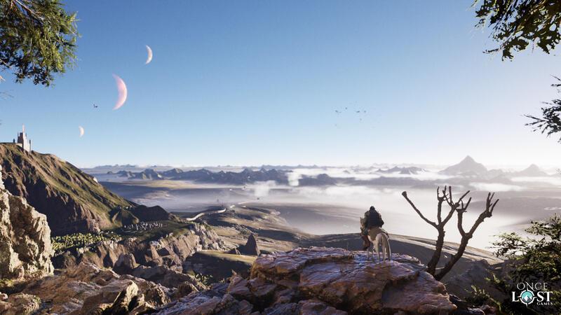 The Wayward Realms - новая ролевая игра от создателей игр Elder Scrolls
