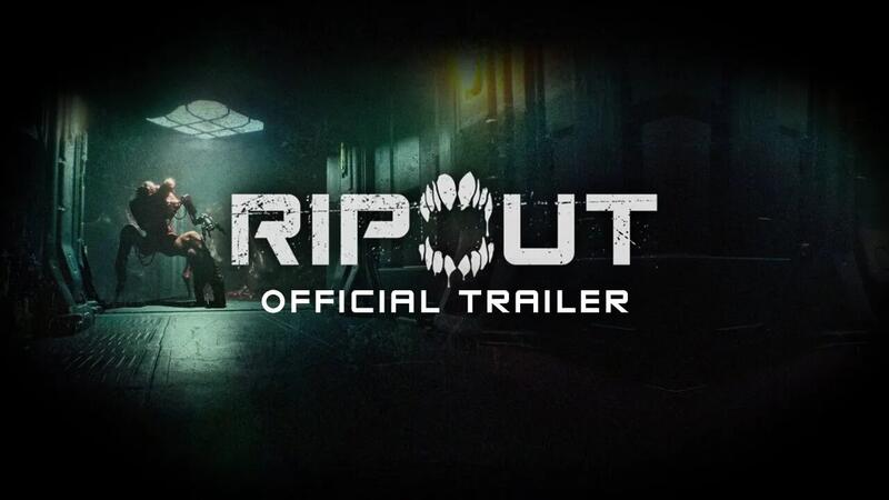 Выпущен первый трейлер игрового процесса для кооперативного хоррора Ripout