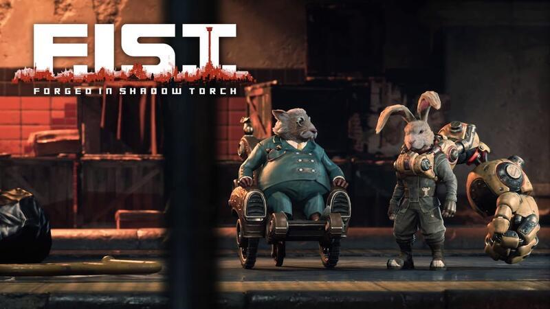 Вышла новая демоверсия F.I.S.T.: Forged In Shadow Torch для ПК