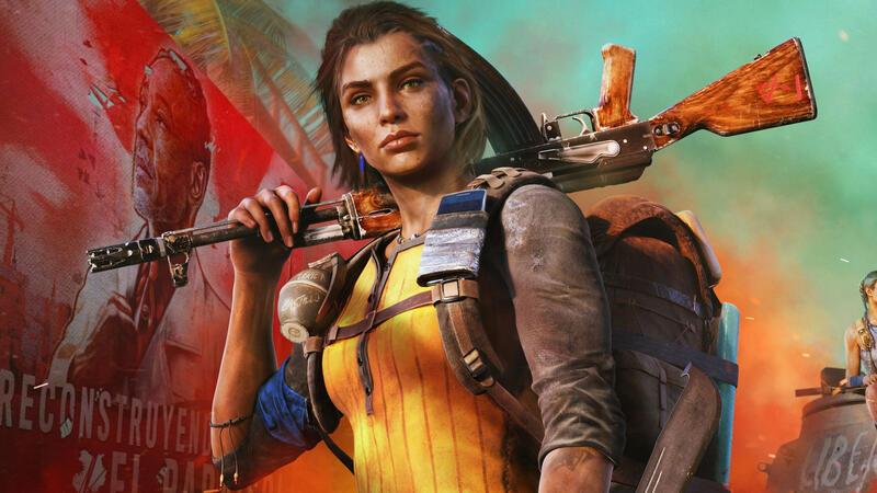 30 минут новых кадров игрового процесса из Far Cry 6