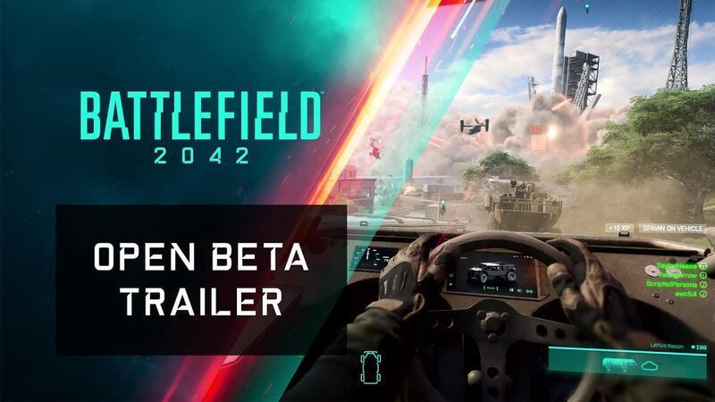 Опубликованы системные требования открытого бета-тестирования Battlefield 2042