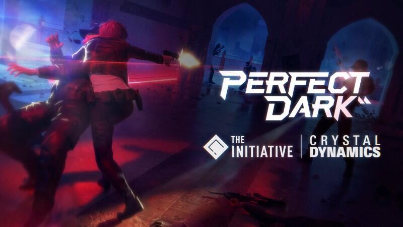 Perfect Dark теперь разрабатывается The Initiative и Crystal Dynamics