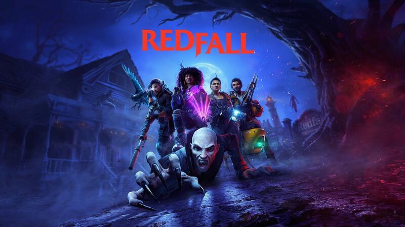 Первые скриншоты Redfall просочились в сеть