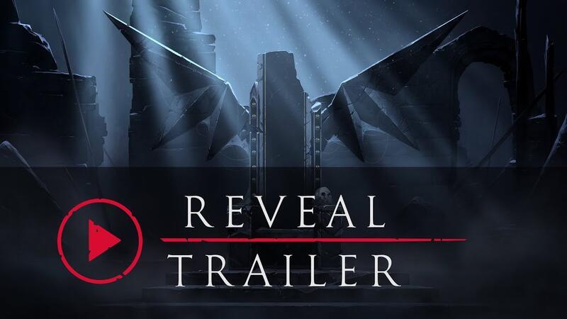 Первый трейлер игры на выживание вампиров V Rising
