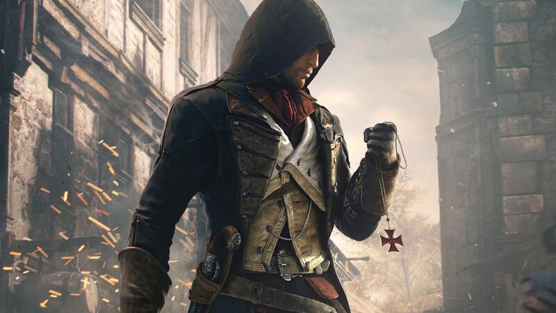 Спустя целых 7 лет Assassin's Creed Unity визуально остается впечатляющей игрой